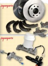 Japanparts alkatrész