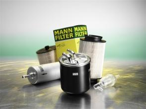MANN-FILTER szűrők