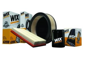 WIX szűrők